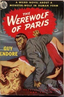 The werewolf in Paris - Lande Incantate