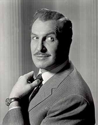 vincent price blues